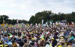 会場は2万7千人の熱気があふれました