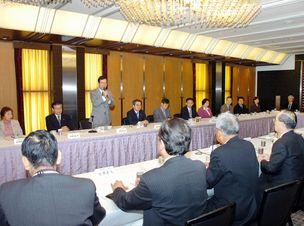日弁連と日本共産党の懇談
